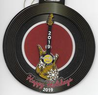 Christmas ornament 2019 yellow guitar pins and badges 8d4ef3a3 54eb 4e61 9a7d d0245dac2637 medium