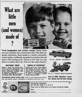 What are little men and women made of%253f print ads 205b5090 f8e4 400a bfd8 f6d8dfaaee31 medium