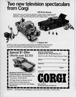 Two new television spectaculars from corgi print ads 0d2e15e4 3be2 448a a6ce 68b2f184e1b7 medium