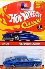 Hot Wheels Classics Series 1 #1 Dark Blue 1957 Chevy Bel Air