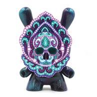 No. 15 skull divinity 8%2522 custom dunny vinyl art toys f3c23e5a 1b92 44f9 9b05 46635f98855d medium