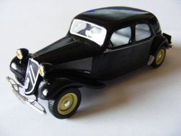 '39 Citroen 11CV Saloon | Model Cars