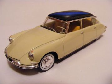 1956 Citroën DS19 | Model Cars