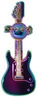 Rainbow plated guitar 3 of 3 pins and badges c7662e47 3253 4377 9a3e b9b5bc5984b8 medium