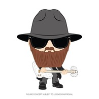 Billy gibbons %2528flocked%2529 vinyl art toys 2b80467d 1e68 4ae9 b5c8 89d4c35a9616 medium