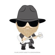 Dusty hill %2528flocked%2529 vinyl art toys 8515d981 c660 49fb 8874 a3c8bc518271 medium
