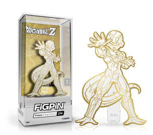 SDCC 2019 BAIT x FiGPiN Dragon Ball Z Frieza Final Form #214 LE 1000 In Hand