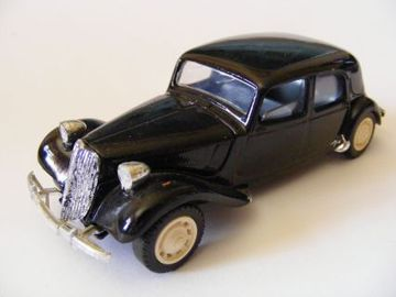 1952 Citroën 15CV | Model Cars