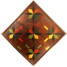 Parcheesi Gameboard from Pennsylvania | Board Games