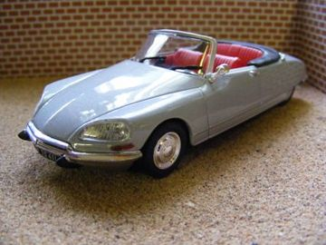 1970 Citroën DS21 Cabriolet | Model Cars
