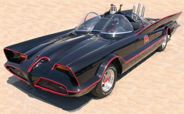 TV Batmobile | Cars