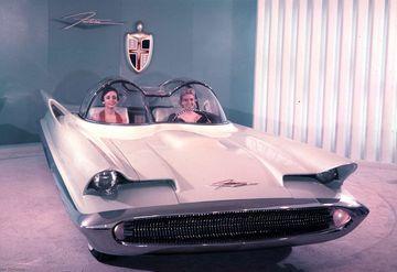Lincoln Futura | Cars