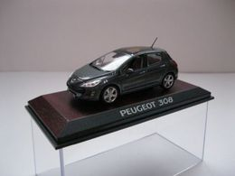 Peugeot 308   Model Cars