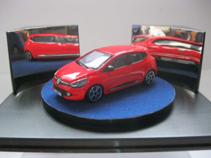 renault clio iv 2012 model cars hobbydb. Black Bedroom Furniture Sets. Home Design Ideas