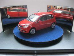 Chevrolet Aveo 2009   Model Cars
