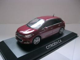 2010 Citroën C4   Model Cars