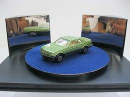 Mercedes-Benz S-Class Coupe C126 | Model Cars