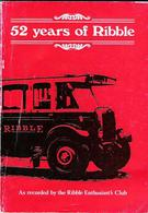 52 Years of Ribble | Books