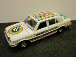 Mercedes-Benz 450 SEL World Cup Argentina '78 | Model Cars