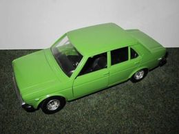 Fiat 131 Mirafiori | Model Cars