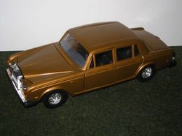Rolls-Royce Silver Shadow II | Model Cars