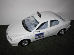 Alfa Romeo 156 Taxi | Model Cars