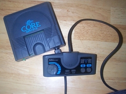 Pc-Engine : Coregraf-X | Video Game Consoles