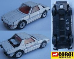 Corgi juniors fiat x1%252f9 model cars b4370ad6 ab97 4d25 8104 b4cff60738bc medium