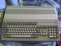 Amiga 500 | Video Game Consoles