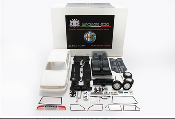 1987 Alfa 75 3.0 V6 Kit | Model Car Kits