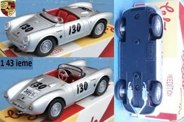 Porsche 550 Spyder | Model Racing Cars