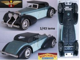 Matchbox models of yesteryear hispano suiza unknown model cars e73116d2 9932 48d2 b831 1931168cf84d medium