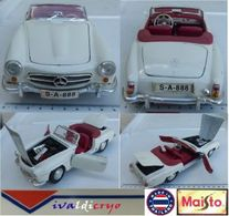 Maisto 1%252f18 collection mercedes benz 190 sl model cars 4680e374 7f93 453c 8842 8a4f69d125d3 medium