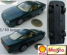 Maisto shell series aston martin virage model cars 421d469e d16a 4c5c a3bc 10b7de87655a medium