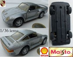 Maisto shell series porsche 959 model cars f18f6d0c b6d6 4b1d b67e 5955d11582b5 medium