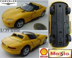 Maisto shell series chrysler viper model cars 49d1f45f 95c5 49e3 9ced cf468aa02022 medium