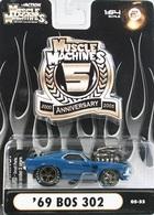 '69 Ford Mustang Boss 302   Model Cars