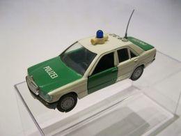 Mercedes-Benz 190 Polizei | Model Cars