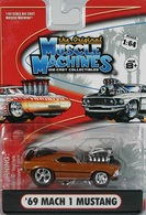 '69 Ford Mach 1 Mustang | Model Cars
