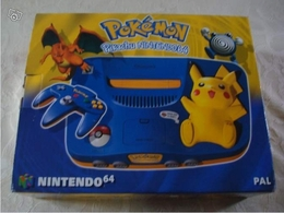 Nintendo 64 - Version Pikachu | Video Game Consoles