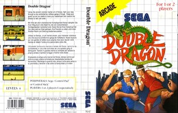 Double Dragon | Video Games | Version Pal