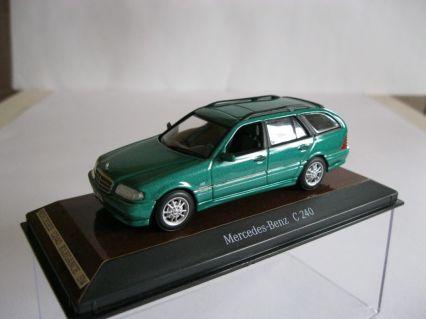 Mercedes benz c class w202 t model 1997 model cars hobbydb for Mercedes benz c class t model