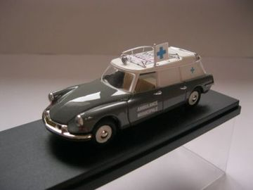 Citroën ID19 Break | Model Cars