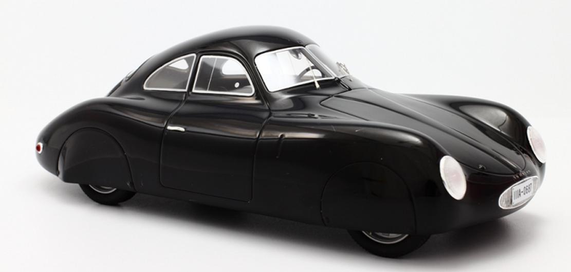 1939 porsche typ 64 berlin rom wagen model cars hobbydb. Black Bedroom Furniture Sets. Home Design Ideas