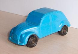 Plasto citroen 2cv model cars 909d6610 40f6 404c ba76 1ebbb36e7e8d medium