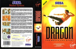 Dragon : The Bruce Lee Story | Video Games | Version Pal