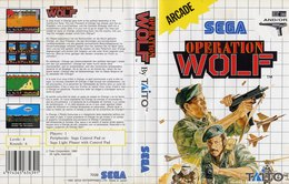 Operation Wolf | Video Games | Version Pal