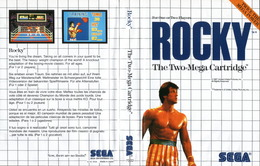 Rocky | Video Games | Version Pal