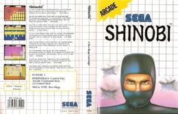 Shinobi | Video Games | Version Pal