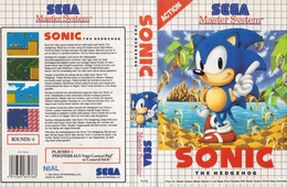 Sonic The Hedgehog | Video Games | Version Pal